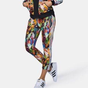 Adidas Farm Passaredo Pants size Small Track